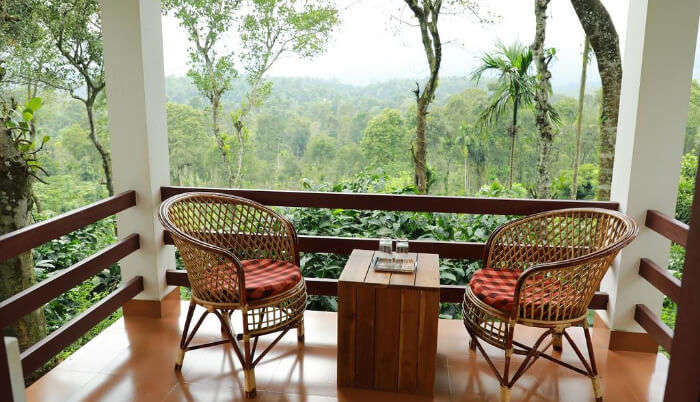 Dhanagiri Home Stay in Wayanad