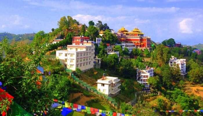 Namo Buddha in Nepal