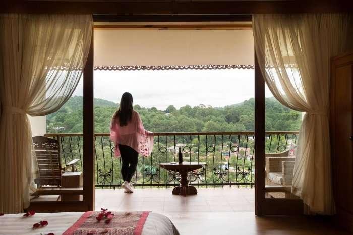 resorts in auli
