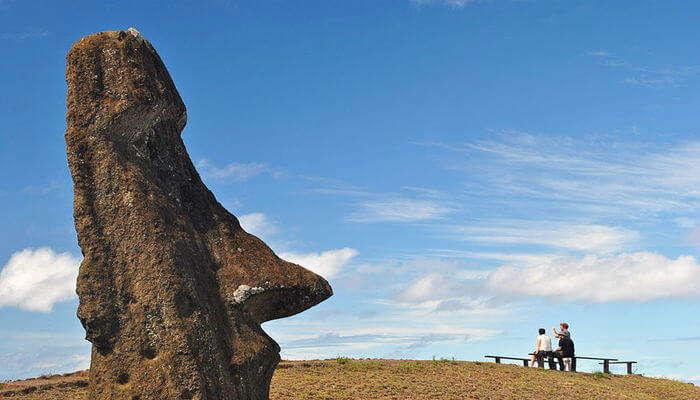 Easter Island And Rapa Nui National Park