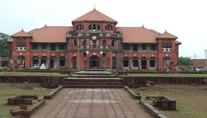 Thibaw Palace View