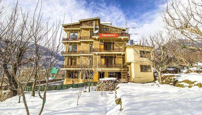 Fab Express Shami Inn