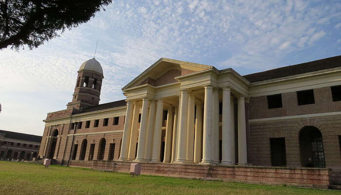 Forest Research Institute in Himachal