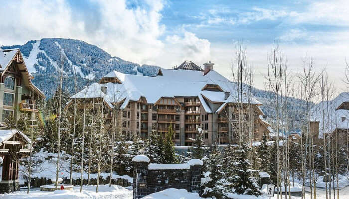 Four Seasons Resort in Whistler