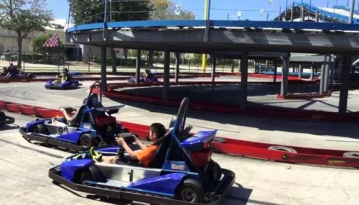 Fun Stop Go Karting