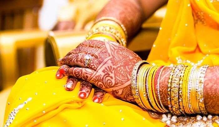 a wedding function