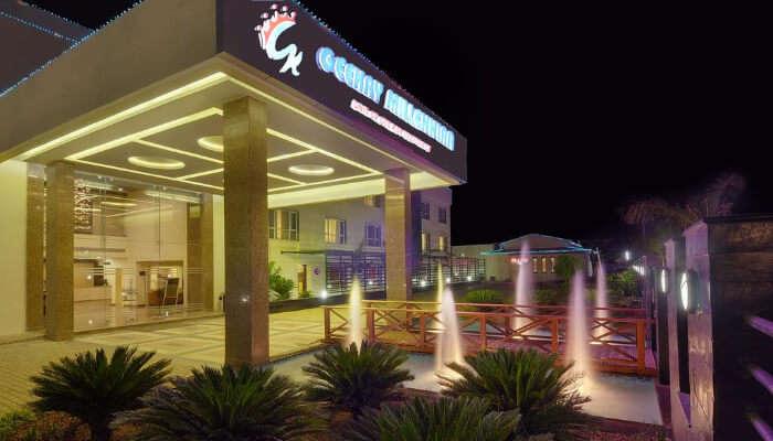 GeeKay Millenniaa Hotel in Vellore