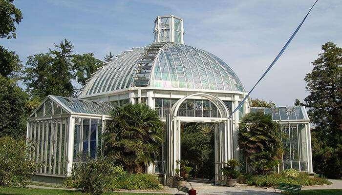 Geneva Botanical Garden