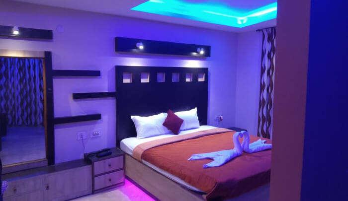 Golden Dust Hotel in Puri