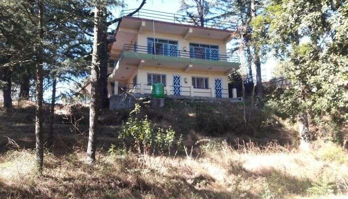 Gopal Binsar Retreat In Almora
