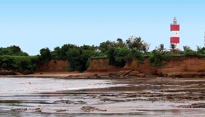 Gopnath Beach in Gujarat