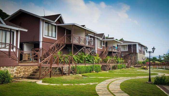 Green Velvet Resort in Khandala