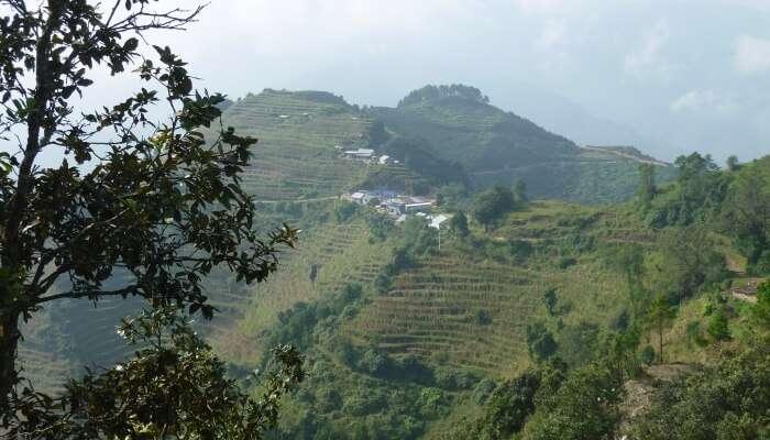 Helambu in Nepal