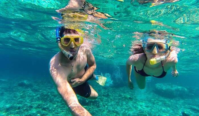 Opt For Snorkeling