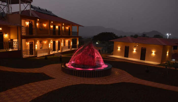 Harmony Resort in Alibaug