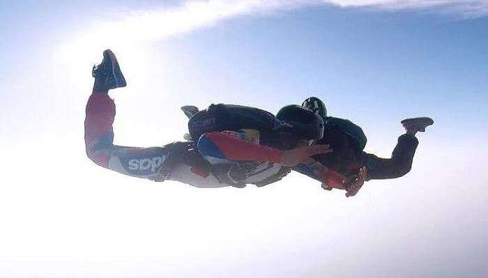 Hawk Skydive Segamat
