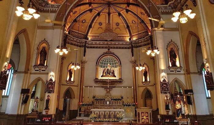 holy church in bangkok