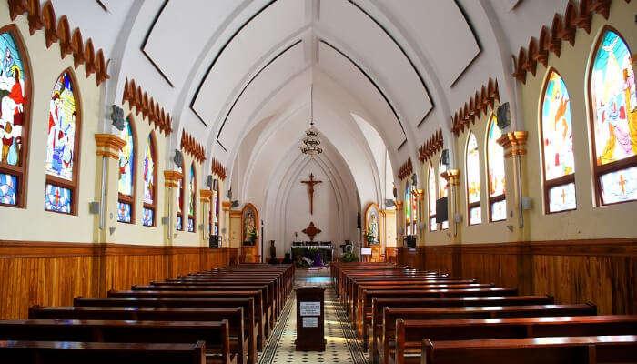 Rosary Church in Sapa