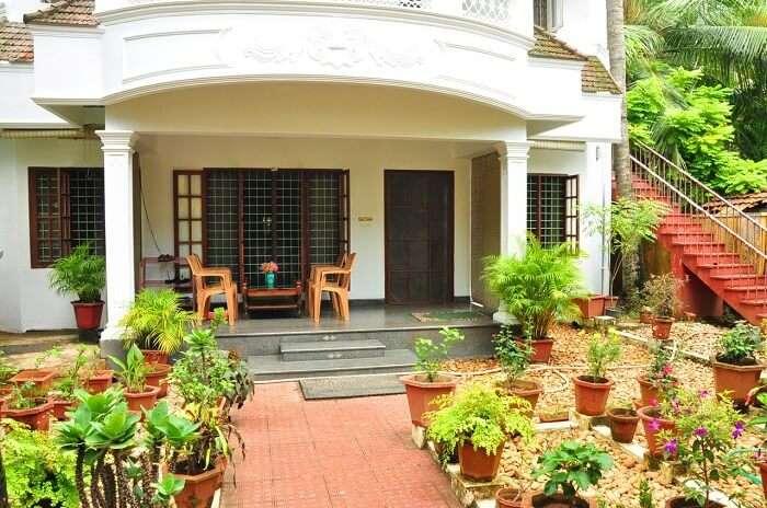 Residency in Kochi