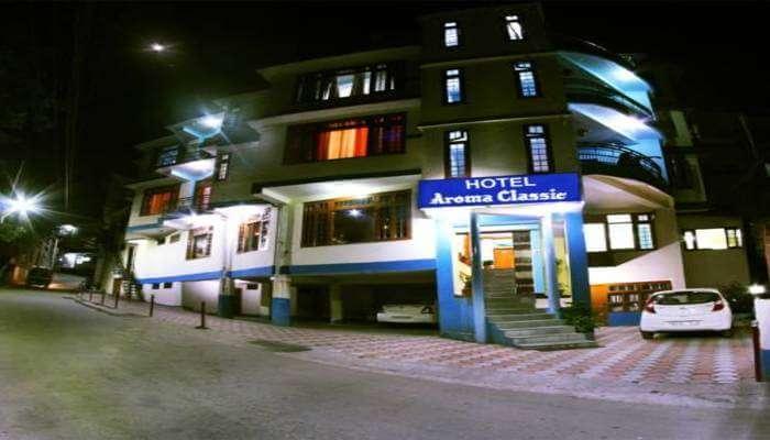 Best Hotel Aroma classic