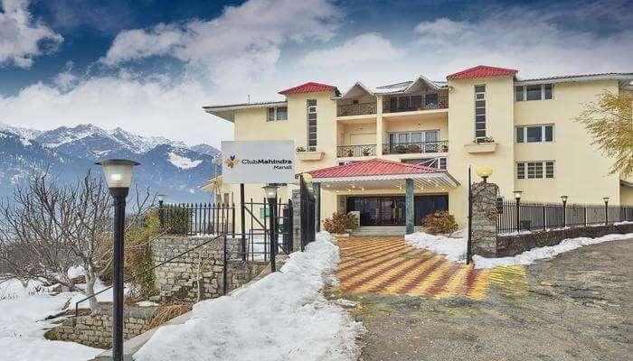 Hotel Club Mahindra