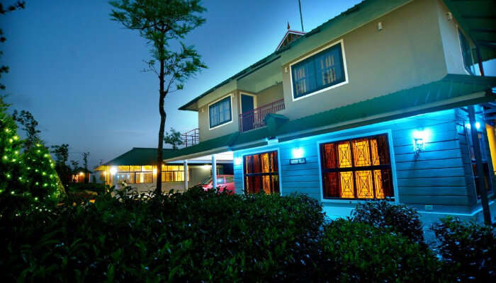 Hotel Green Hill Estate in Vagamon