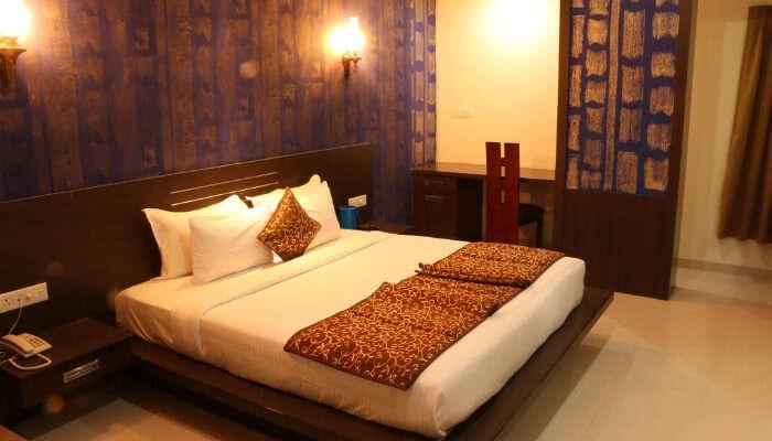 Hotel Reevanta in Daman