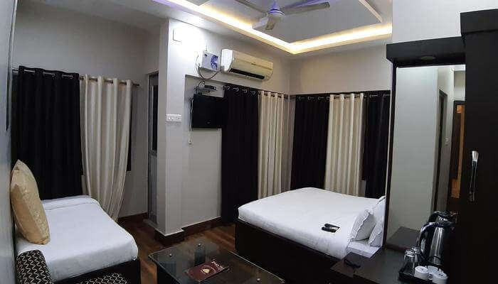 Hotel Sita room