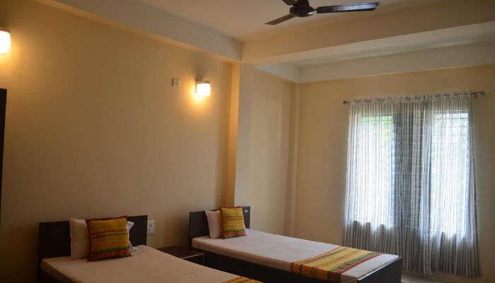 Hotel Tashi in Dibrugarh