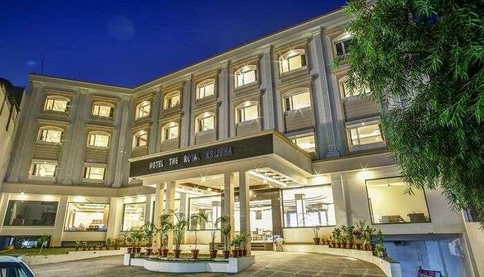 hotel royal krishna in katra
