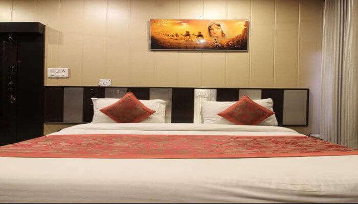 Best hotel Trishul