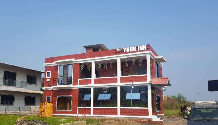 Hotel York Inn in Alibaug
