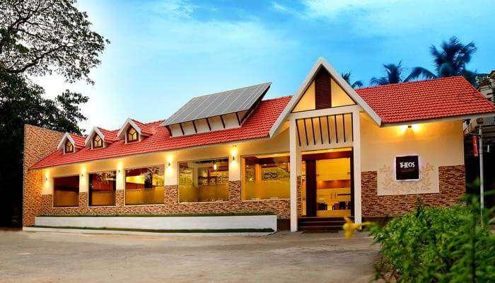 Hotel_Aida in Kottayam