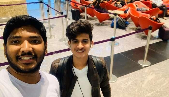 ready to explore Dubai