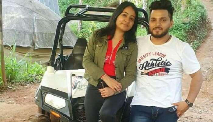 going on a jeep safari tour in Kerala