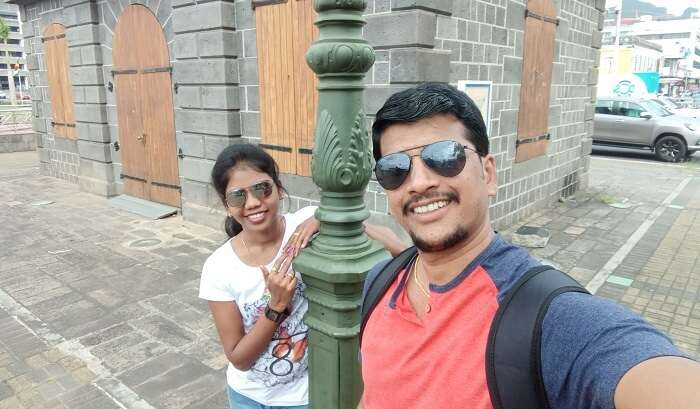 visited to Port Louis