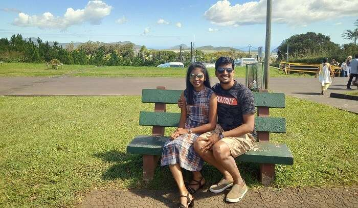 went for south tour in mauritius