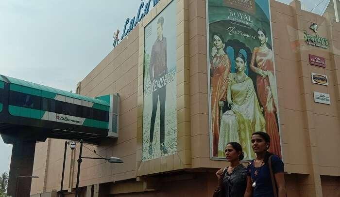 malls in Munnar