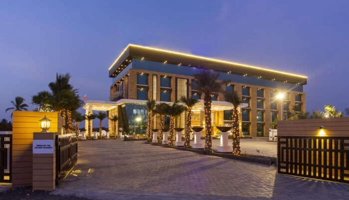 Imperial Hotel in Somnath