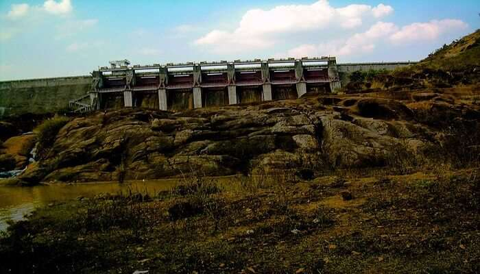 Indravati Dam