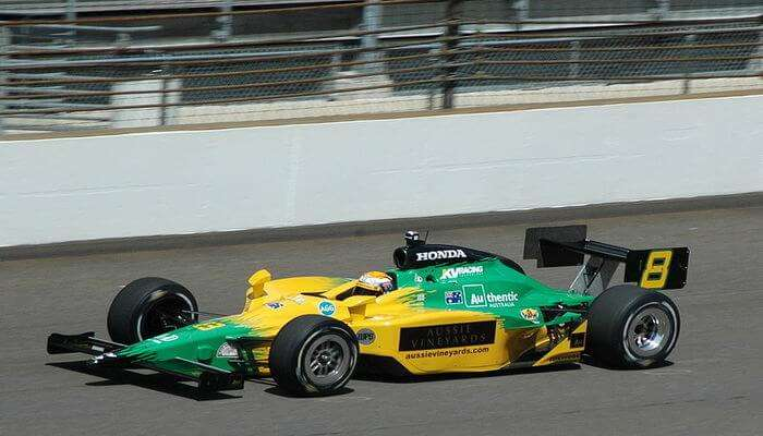 Indy 500 - Watch The Oldest Automobile Race