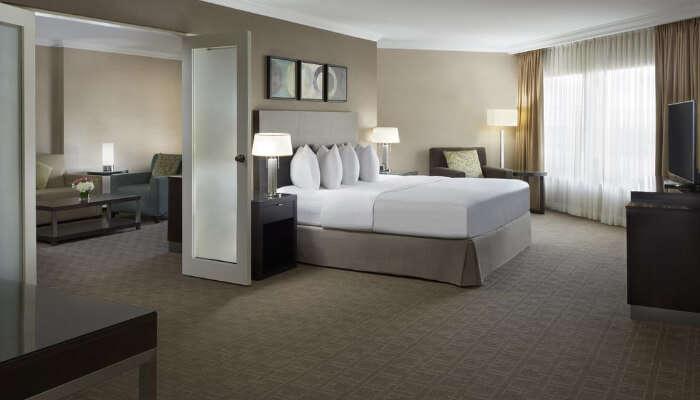 InterContinental Hotel in Toronto