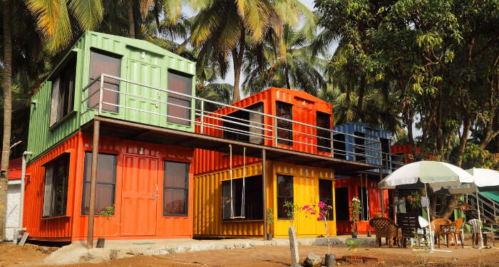 Iora Cottages in Alibaug