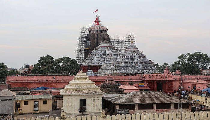 Jagannath Mandir View