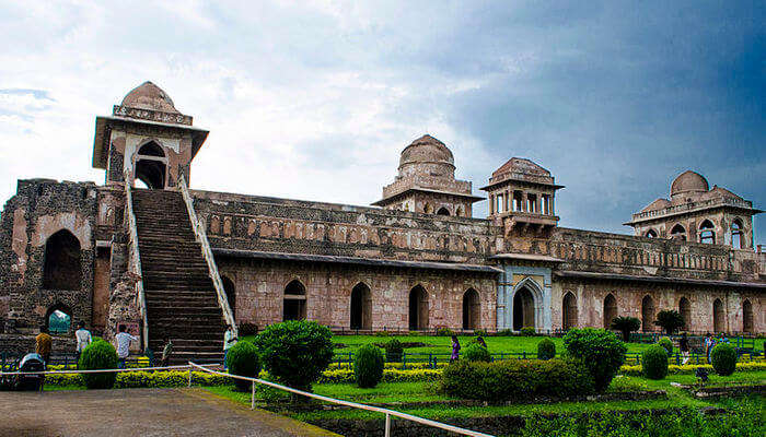 Jahaz_Mahal in Mandu