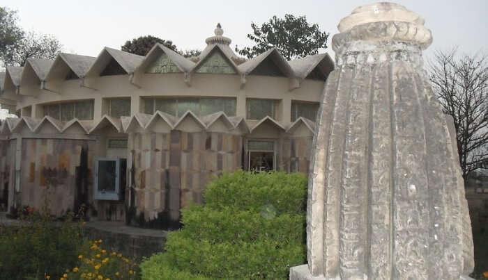 Jain Museum in Khajuraho