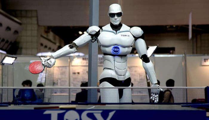 Robot Museum in Japan