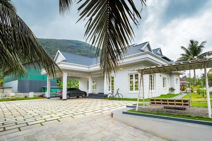 Villa homestays in Idduki