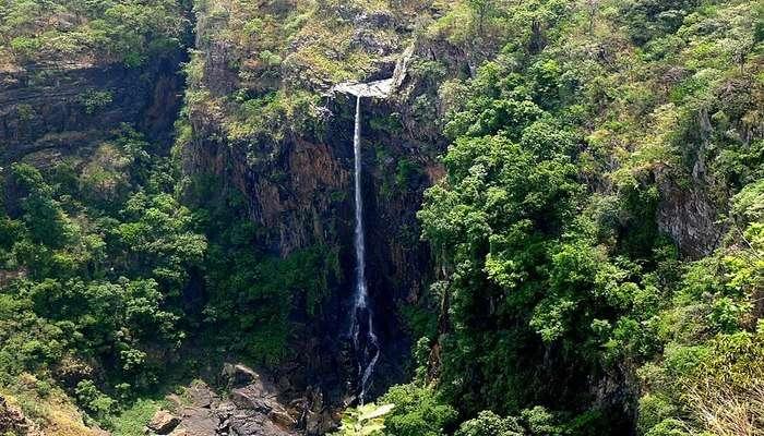 Joranda Waterfall In Odisha
