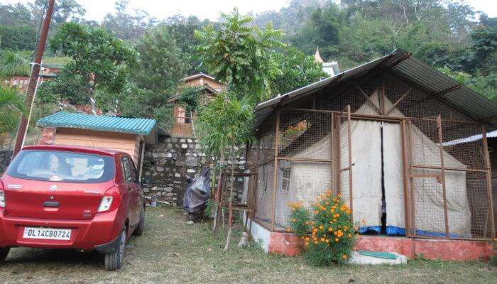 Junglee Resort In Haridwar